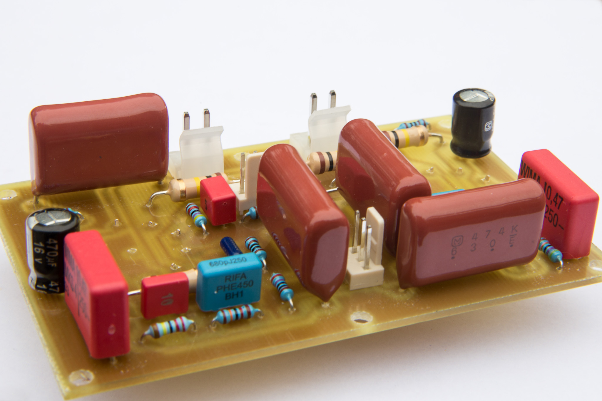 Projects Gallery For Custom Designed Hand Simpletubeamplifiercircuitusingel84ecc82jpg Also This Amplifier Was Constructed Entirely On Printed Circuit Boards To Enable Easy Re Use Of The Modules In Subsequent